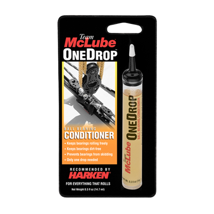 Mclube One Drop Ball Bearing Conditioner 14,7ml i gruppen Rigg & Däck / Vinschar & Tillbehör hos Marinsystem (7875)